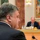 Для Порошенко его первые переговоры с Путиным были сложными и тяжелыми