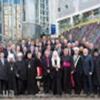 Geistliche Persönlichkeiten aus der Ukraine und Rußland trafen sich in Oslo