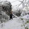 В центральной России во второй половине марта ожидаются метели, мороз и гололед.